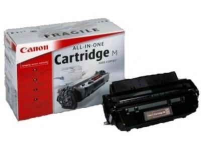 CANON M Toner schwarz Standardkapazität 5.000 Seiten 1er-Pack