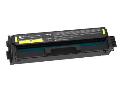 LEXMARK 20N0H40 Yellow High Yield Print Cartridge