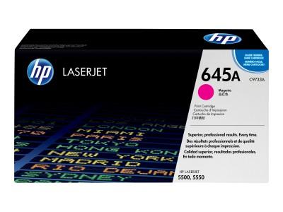 HP 645A Colour LaserJet Original Toner magenta Standardkapazität 13.000 Seiten 1er-Pack