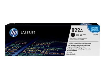 HP 822A Colour LaserJet Original Toner schwarz Standardkapazität 25.000 Seiten 1er-Pack