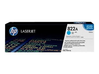 HP 822A Colour LaserJet Original Trommel cyan hohe Kapazität 40.000 Seiten 1er-Pack
