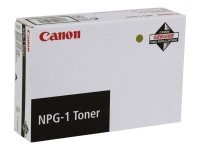 CANON NPG-1 Toner schwarz Standardkapazität 15.200 Seiten 1er-Pack