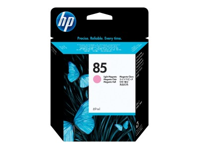 HP 85 Original Tinte hell magenta Standardkapazität 69ml 1er-Pack