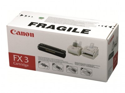 CANON FX-3 Toner schwarz Standardkapazität 2.700 Seiten 1er-Pack