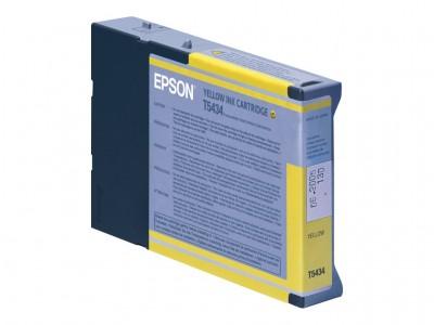 EPSON T5434 Tinte gelb Standardkapazität 110ml 1er-Pack