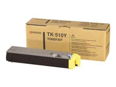 KYOCERA TK-510 Toner gelb Standardkapazität 8.000 Seiten 1er-Pack