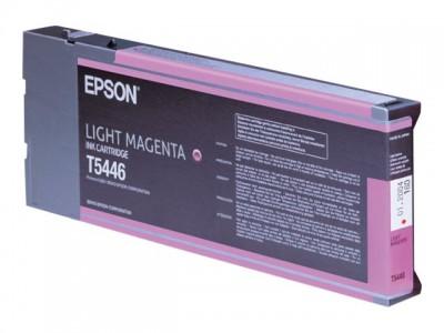 EPSON T5446 Tinte hell magenta Standardkapazität 220ml 1er-Pack