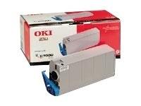 OKI C7100, C7300, C7350, C7500 Toner schwarz Standardkapazität 10.000 Seiten 1er-Pack