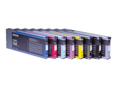 EPSON T5447 Tinte hell schwarz Standardkapazität 220ml 1er-Pack