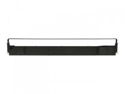 EPSON S015022 Farbband schwarz nylon 2.000.000 Zeichen 1er-Pack