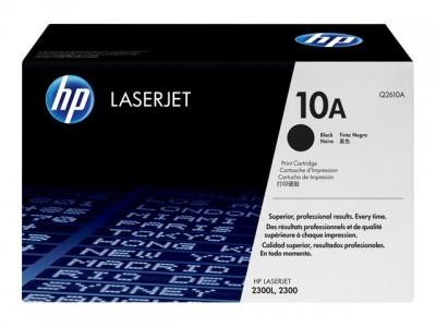 HP 10A LaserJet Original Toner schwarz Standardkapazität 6.000 Seiten 1er-Pack